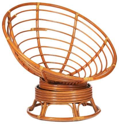 Кресло-качалка TetChair Papasan TET_5047, коричневый