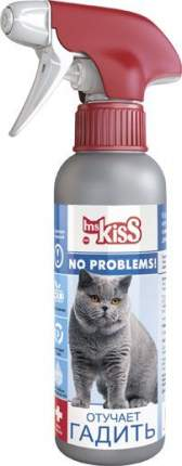 Спрей зоогигиенический для кошек Ms. Kiss Отучает гадить, 200 мл