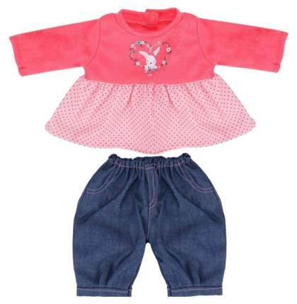 MARY POPPINS Одежда для куклы 38-43 см, туника и джинсы Мэри 452148