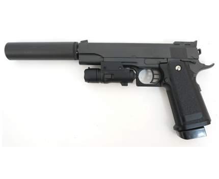 Страйкбольный пружинный пистолет Galaxy (кал. 6 мм) G.6A (Colt 11PD)