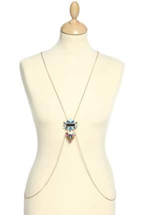 Шейное украшение женское Diva 10756522 разноцветное