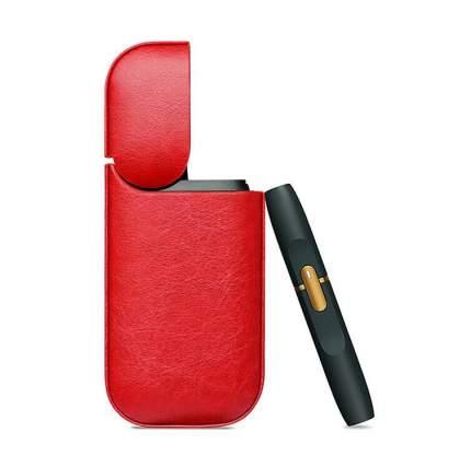 Красный жесткий чехол для IQOS 2.4