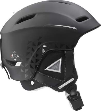 Горнолыжный шлем Salomon Aura Auto C. AIR 2016 black, S