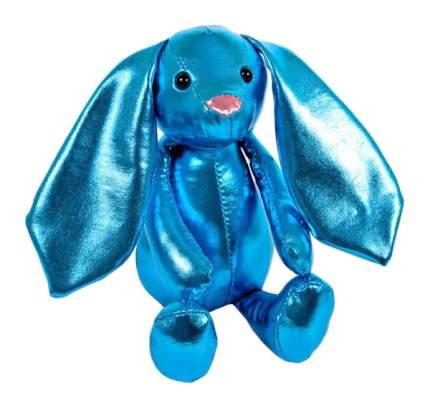 """Мягкая игрушка """"Кролик"""", цвет: синий, 16 см"""