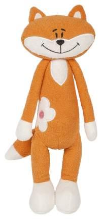 "Мягкая игрушка ""Лисичка с цветочком"", 33 см Maxitoys"