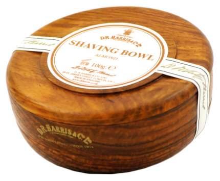 Мыло для бритья D.R. Harris Almond из палисандра 100 г