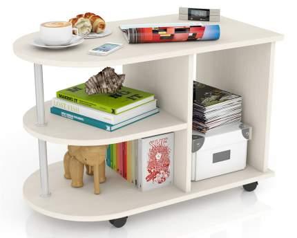 Журнальный столик Мебельный Двор МД-СЖ-4 80х45х55 см, дуб