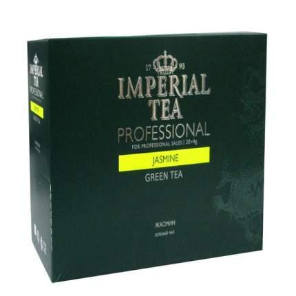 Чай зеленый Imperial Tea Professional среднелистовой жасмин пакетированный
