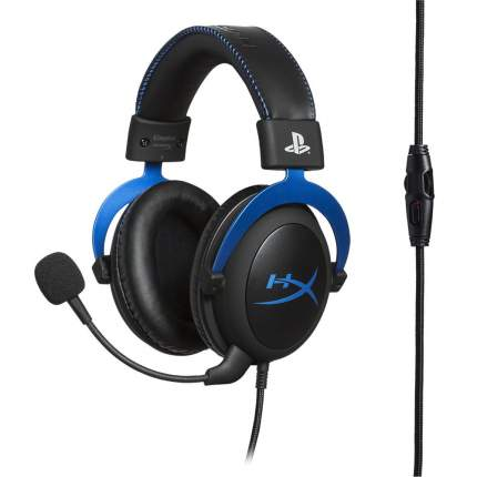 Игровые наушники HyperX Cloud Gaming Headset - Official PlayStation Licensed - Blue