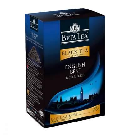 Чай Beta Tea Английский лучший с добавками 100 г