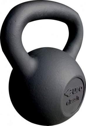 Гиря чугунная EuroClassic 144895 8 кг