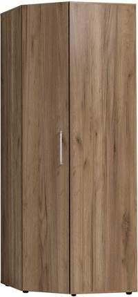 Платяной шкаф Hoff Канкун 80327599 86,2х230х86,2, дуб табачный