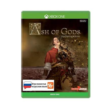 Игра Ash of Gods: Redemption для Xbox One