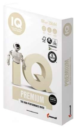 Бумага IQ Premium, А4, 160 г/м2, 250 л, для струйной и лазерной печати, А+