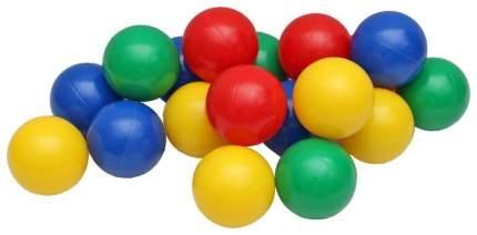 Шарики для манежа-бассейна Leco диаметр 7,5 см переходные цвета, 320 шт.