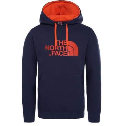 Мужская толстовка The North Face Drew Peak T0AHJYJC6 синий L