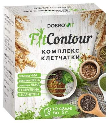 Клетчатка DobroVit FitContour 50 г