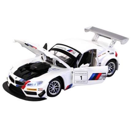 Машинка металлическая Автопанорама BMW Z4 GT3 масштаб 1:24 JB1200123