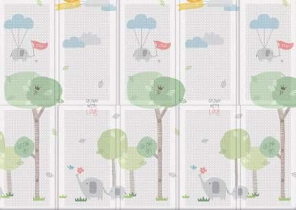 Складной коврик Parklon Portable Веселая прогулка 140х200 см