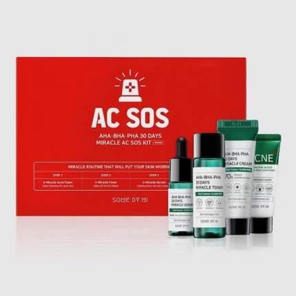 Набор SOME BY MI AC SOS Kit AHA-BHA-PHA 30 Days Miracle