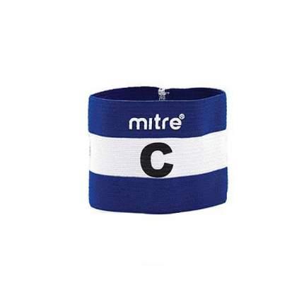 Капитанская повязка Mitre А4029 blue