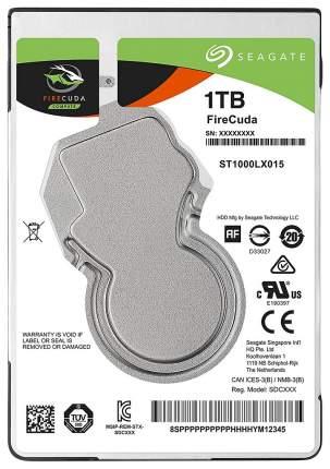 Внутренний жесткий диск Seagate FireCuda 1TB (ST1000LX015)