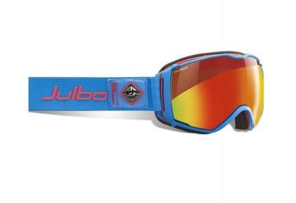 Горнолыжная маска Julbo Aerospace 2017/2018 голубая/разноцветная One Size