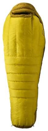 Спальный мешок Marmot Col Membrain Regular желтый, правый