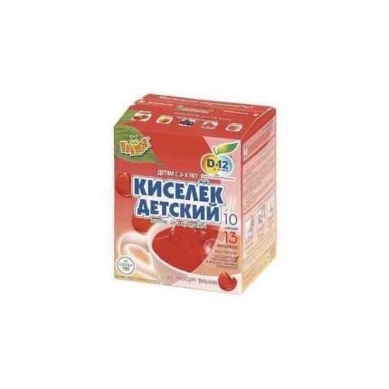 Кисель Валетек детский со вкусом вишни 200 г