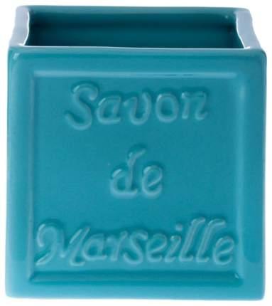 Стакан для зубных щеток Savon De Marseille Голубой