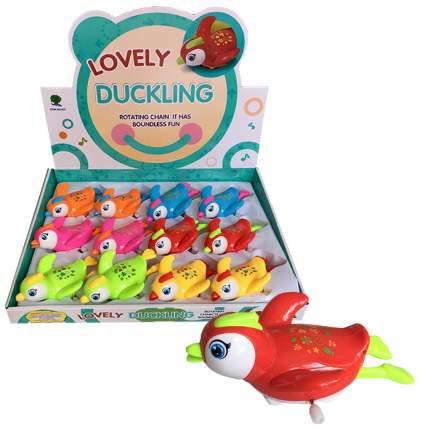 Заводная игрушка для купания Наша Игрушка Пингвинчик 821