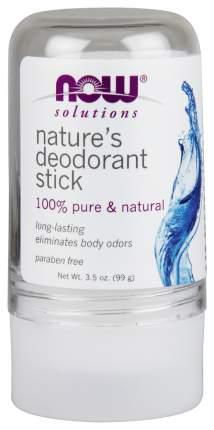Дезодорант Now Foods Nature's Deodorant Stick 99 гр