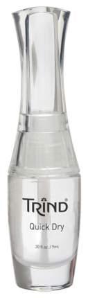 Закрепитель лака для ногтей Trind Quick Dry 9 мл