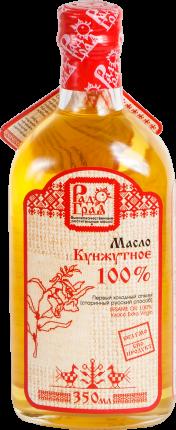 Масло Радоград кунжутное холодного отжима 350 мл