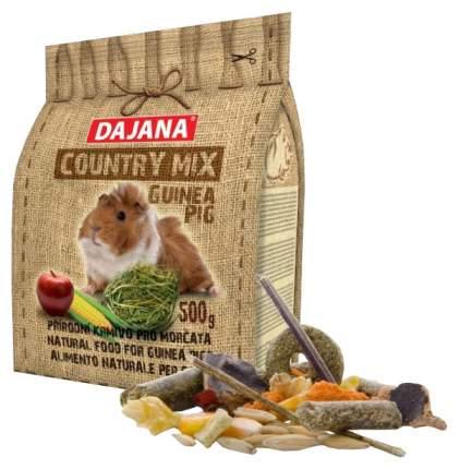 Корм для морских свинок Dajana COUNTRY MIX 0.5 кг 1 шт