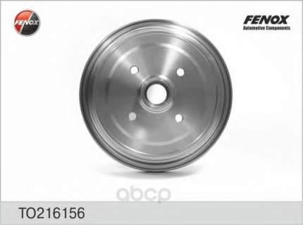 Барабан тормозной FENOX TO216156