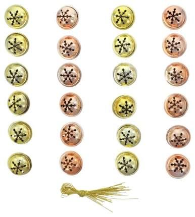 Подвесные украшения Frank «Колокольчики» 24 шт 06524