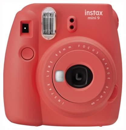 Фотоаппарат моментальной печати FujiFilm Instax Mini 9 цвет Красный