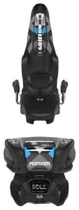 Горнолыжные крепления Marker Griffon 13 ID 2019 черные, 110 мм