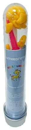 Антицарапки для кошек Crazy Liberty Желтый M 30.CL.024