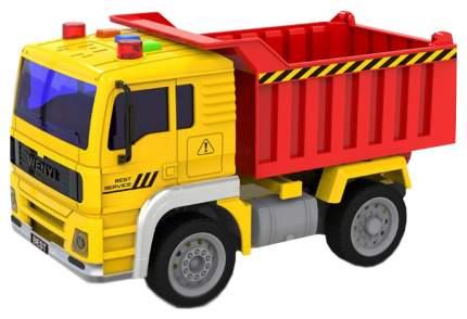 Радиоуправляемая машинка WenYi Model Truck Самосвал 1:20 свет