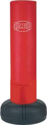 Боксерская стойка Jabb PA-2180C черно-красная