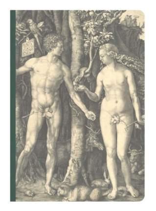 "Тетрадь А5 ""Адам и Ева"""