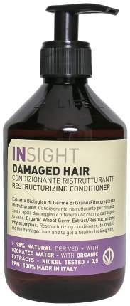 Кондиционер для волос Insight Damaged Hair Restructurizing Conditioner 400 мл