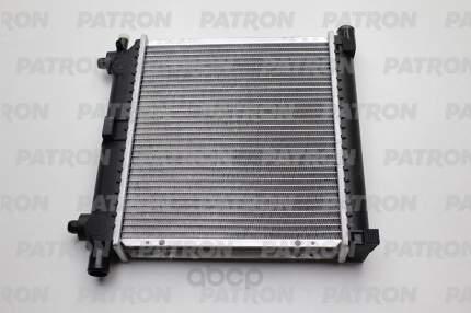 Радиатор охлаждения PATRON для Mercedes-Benz w124, w201 1.8-2.3 1982-1993 PRS3111