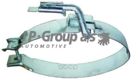 Глушитель выхлопной системы JP Group 1221600100