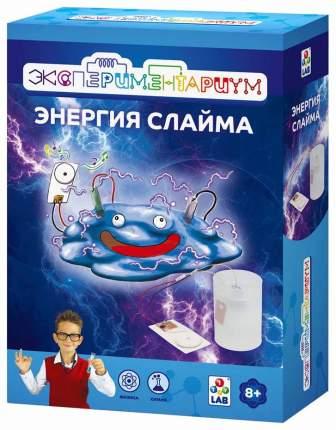 Набор для исследования 1 TOY Экспериментариум Энергия слайма