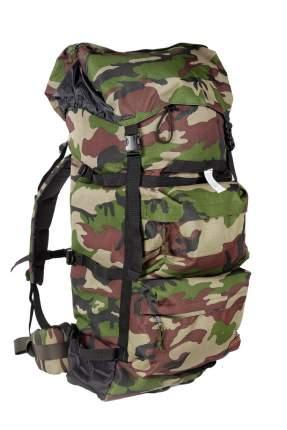 Туристический рюкзак Huntsman Пикбастон №80 Air Mesh 80 л хаки
