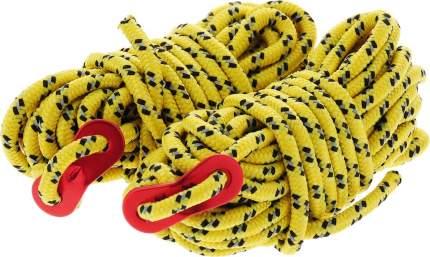 Набор оттяжек Red Fox Cord Set 1065128 желтый