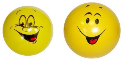 Мячик детский Чебоксарский завод 44136/с-104П Желтый, красный, черный